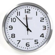 """20"""" Atomic Analog Clock"""