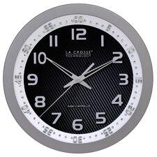 "La Crosse Technology 10"" Chapter Ring Analog Clock"