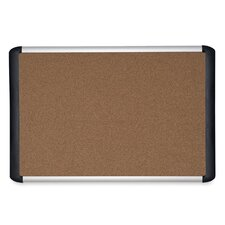MV TechCork Wall Mounted Bulletin Boards, 2' H x 3' W