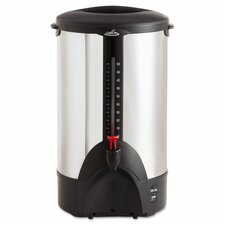 50-Cup Percolating Urn Coffee Maker