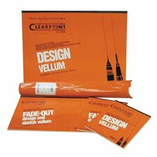 1000HP Series Vellum Design and Grid Sketch