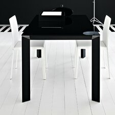 """Metropolis 63"""" Extendable Dining Table"""