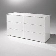 Basic 6 Drawer Dresser