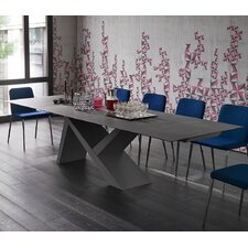 Wonder Concrete Extendable Dining Table