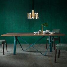 Morgan Glamour Extendable Dining Table
