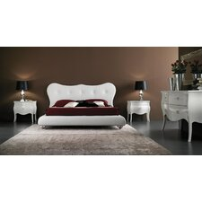 Victoria Platform Customizable Bedroom Set