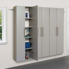 HangUps 6' H x 6' W x 12' D 3 Piece Storage Cabinet C Set