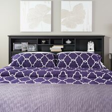 Sonoma King Wood Headboard