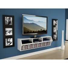 Altus Wall Mounted Entertainment Center