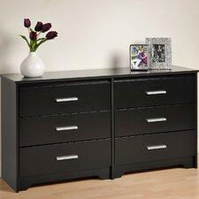 Coal Harbor 6 Drawer Dresser