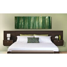 Designer Series 9 Wood Headboard