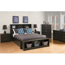 District Platform Customizable Bedroom Set