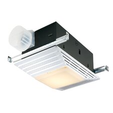 70 CFM Bathroom Fan and Heater with Light