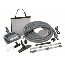 Combination Carpet and Bare Floor Electric Pigtail Vacuum Attachment Kit