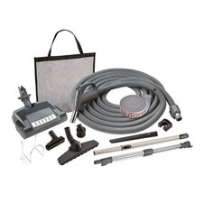 Combination Carpet and Bare Floor Electric Direct Connect Vacuum Attachment Kit