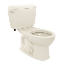 Drake 1.6 GPF Round 2 Piece Toilet with E-Max Flush System