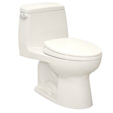 Ultramax G-Max Low Consumption 1.6 GPF Elongated 1 Piece Toilet
