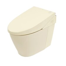 Neorest® 550 Dual Flush1.05 GPF Elongated 1 Piece Toilet with SanaGloss