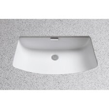 Soirée Undercounter Bathroom Sink