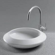 Curva Vessel Bathroom Sink