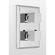 Lloyd Thermostatic Mixing Valve Trim with Single Volume Control