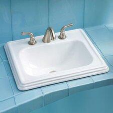 Promenade Self Rimming Bathroom Sink