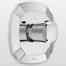 Duofit Thermostatic Shower and Tub Valve