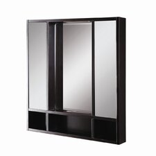 "Tyson 30"" x 4"" x 32 Mirrored Medicine Cabinet"