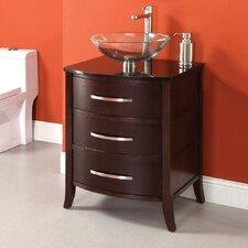 """Lola 25"""" Single Bathroom Vanity Set"""
