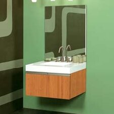 "Eastridge 30"" Single Bathroom Vanity Set with Mirror"