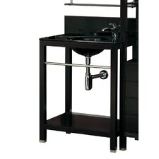 """28"""" Vanity with Countertop Lavatory Console"""