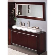 "Cityview 60"" Single Bathroom Vanity Set"
