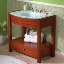 "Ancahra 34"" Single Bathroom Vanity"