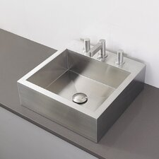 Crofton Vessel Bathroom Sink