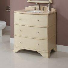 """Olivia 32"""" Single Bathroom Vanity Set"""