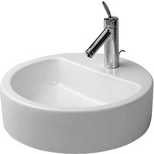 Starck 1 Vessel Sink