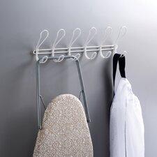 Dolen 6-Coat and Hat Wall Hook