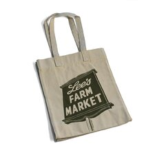 Lee's Farm Market Shopping Tote