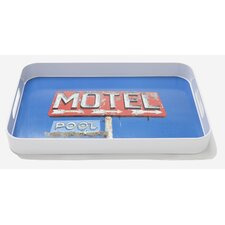 Pool Serving Tray