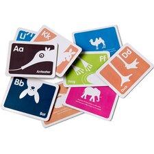 A-Z Animal Flashcard Set