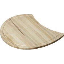 Durable Hardwood Cutting Board