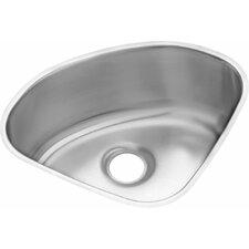 """Mystic 14"""" x 14"""" Undermount Kitchen Sink"""