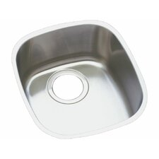 "Harmony 14.25"" x 15.75"" Undermount Single Bowl Kitchen Sink"
