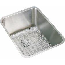 """Gourmet 16.5"""" x 20.5"""" Perfect Drain Undermount Kitchen Sink"""