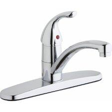 Single Handle Deck Mount Kitchen Faucet