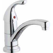 Everyday Single Handle Deck Mount Kitchen Faucet