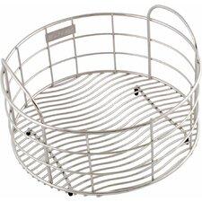 Rinsing Round Basket
