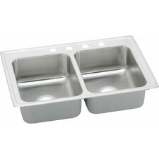 "Gourmet 33"" x 21.25"" Kitchen Sink"