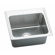 """Pursuit 25"""" x 22"""" Kitchen Sink"""