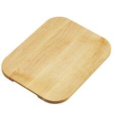 """12.825"""" x 10.125"""" Hardwood Cutting Board"""